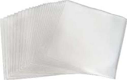 100 Clear Plastic Protective Lp Outer Sleeves 3 Mil Vinyl Record